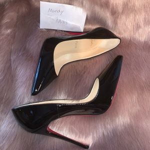 Louboutin  So Kate 120 *brand new never worn*
